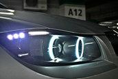 Styling din lumini pe BMW E90 by Kit Xenon