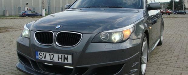 Stylish ASMA: BMW E60 by Marian