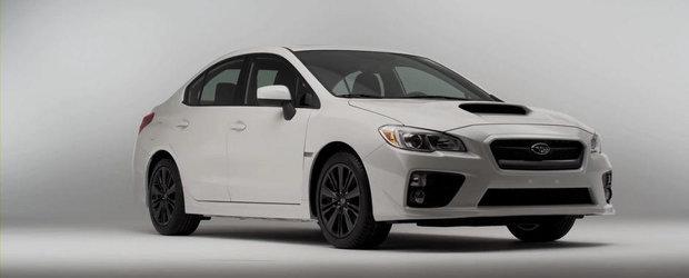 Subaru anunta in premiera performantele noului WRX