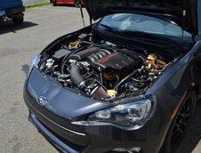 Subaru BRZ cu motor V8