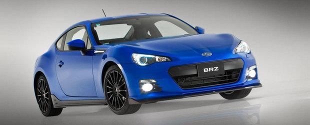 Subaru BRZ STI Concept, vedeta japonezilor de la Sydney 2012
