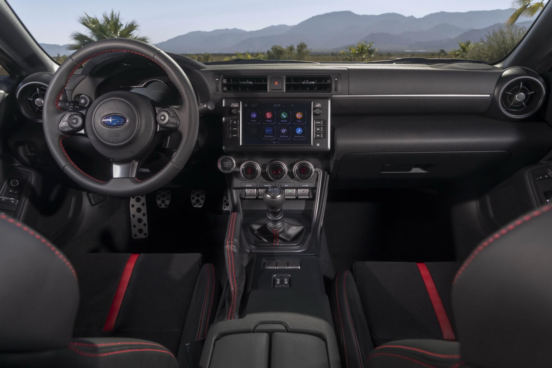 Subaru BRZ - Subaru BRZ