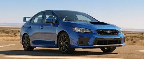 Subaru demonstreaza ca WRX-ul STI nu si-a pierdut ADN-ul de curse. Fanii inca cer mai multa putere