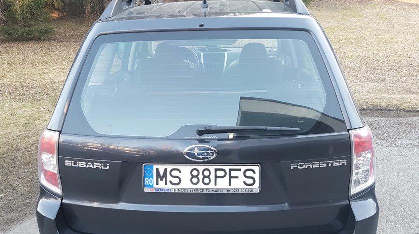Subaru Forester 1.9 boxer 2009