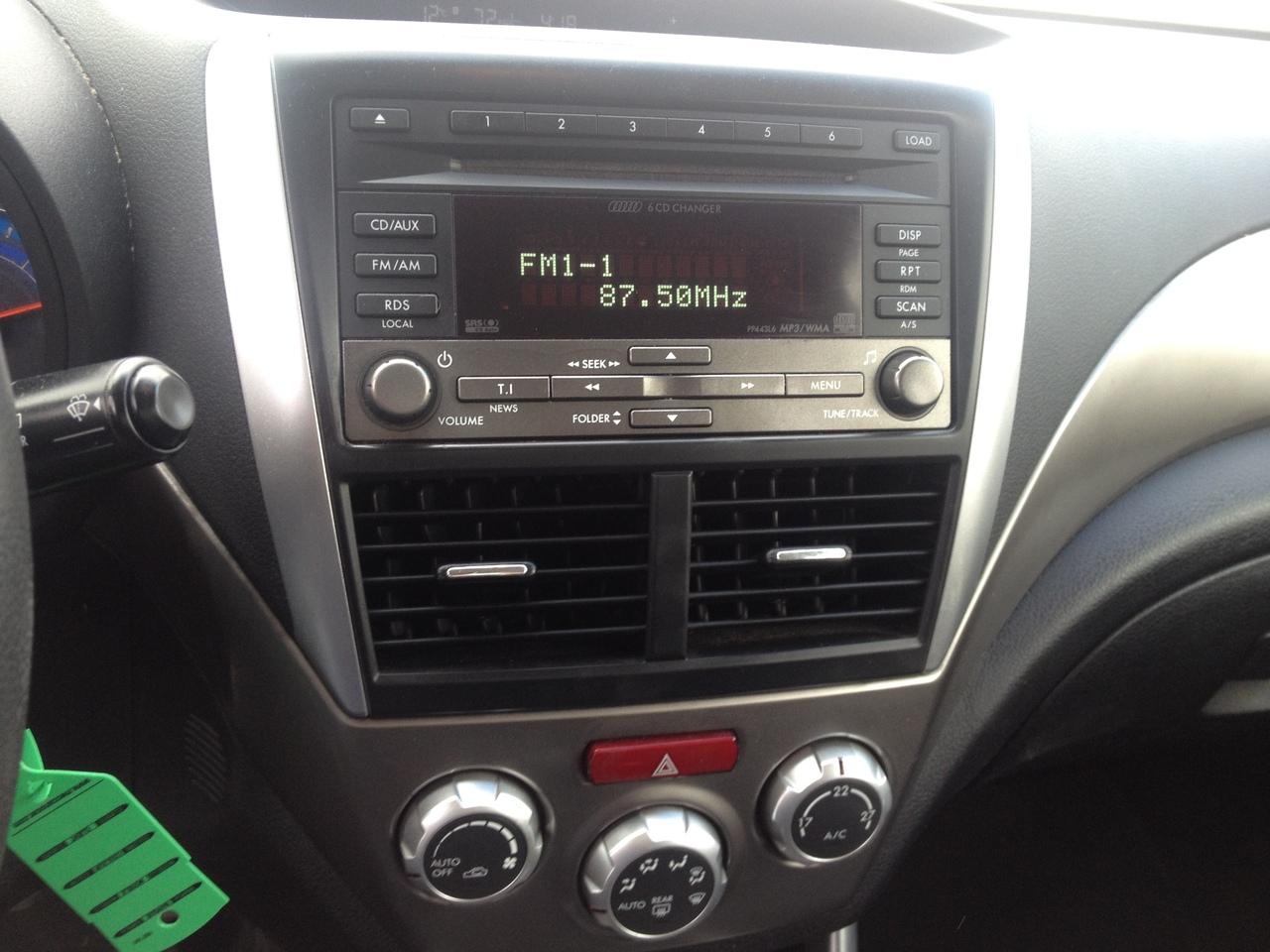Subaru Forester 2.0 diesel 2010