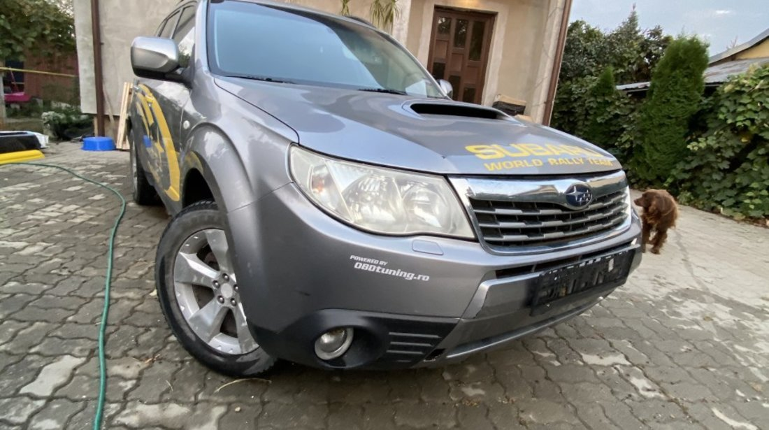 Subaru Forester model SH an 2009