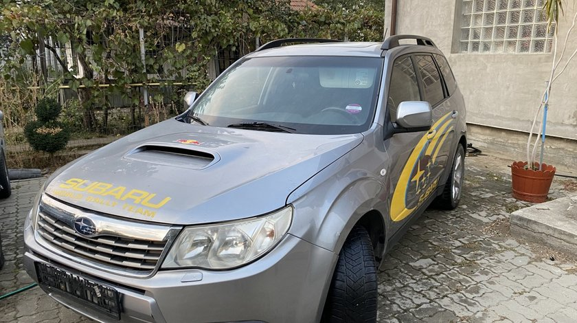 Subaru Forester model SH an 2009