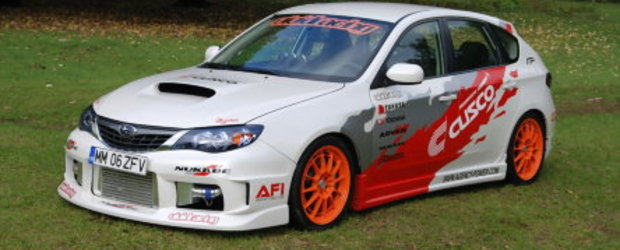Subaru Impreza by Vivid Racing