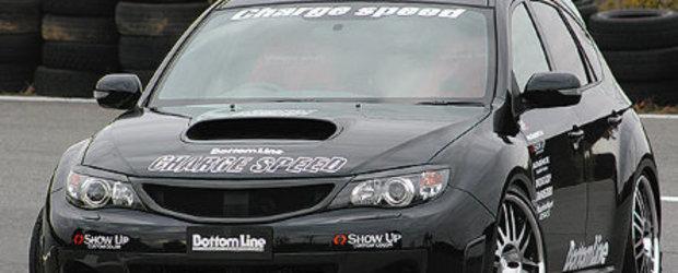 Subaru Impreza STi by ChargeSpeed