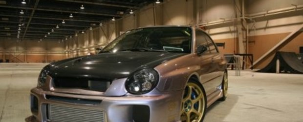 Subaru Impreza WRX by Brainchild Customs