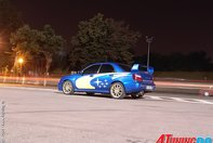 Subaru Impreza WRX STI Andrei Tentean