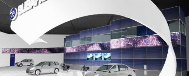 Subaru lanseaza in Europa noile modele Outback si Legacy