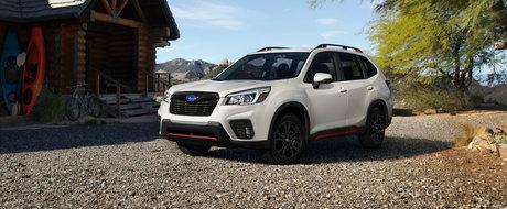Subaru lanseaza noua generatie Forester: motor boxer de 2.5 litri si tractiune integrala in standard