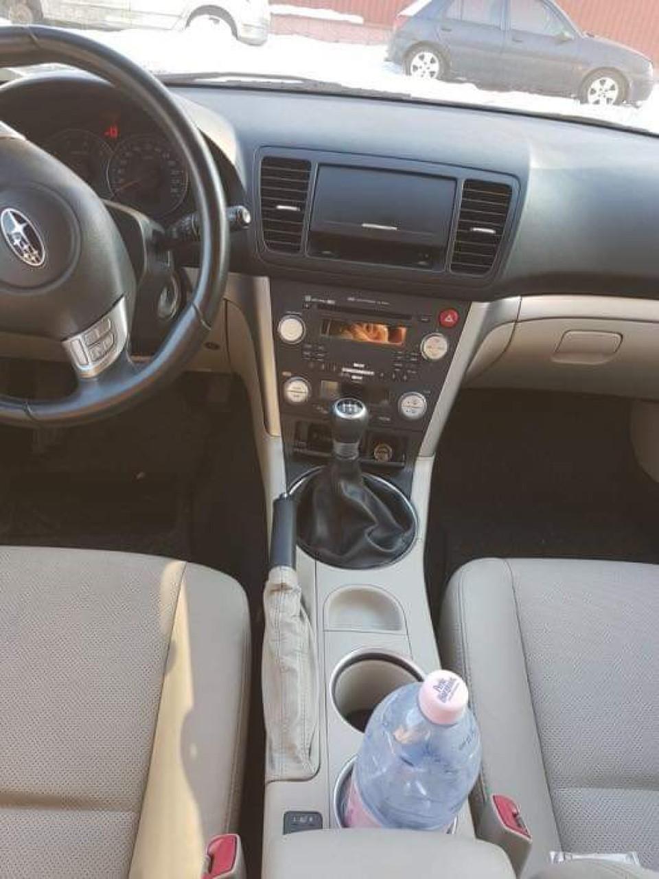 Subaru Legacy 2.0 2009