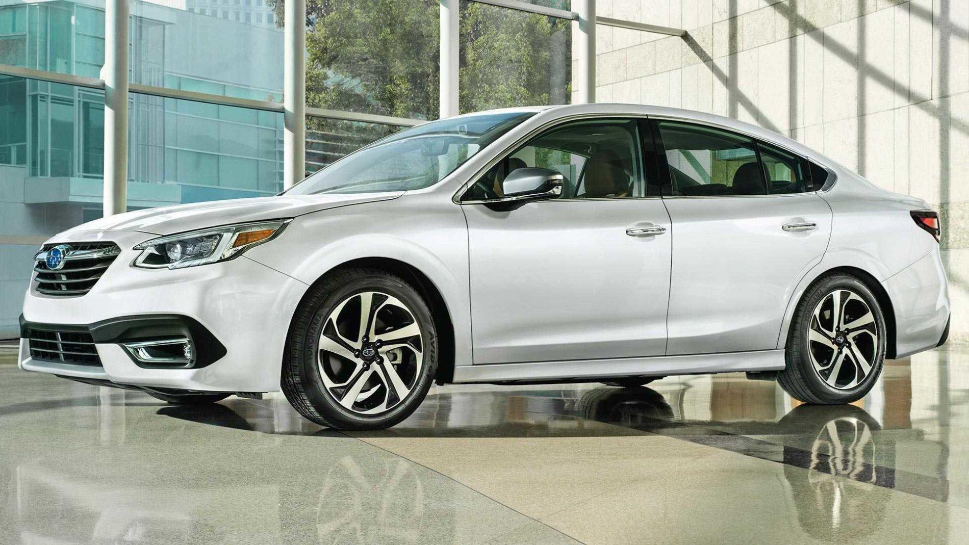 Subaru Legacy - Subaru Legacy