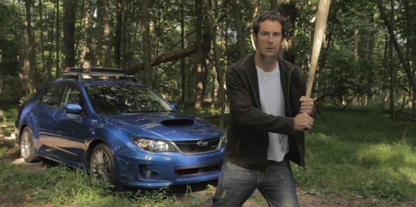 Subaru, masina oficiala a cursei cu obstacole Zombie Apocalypse