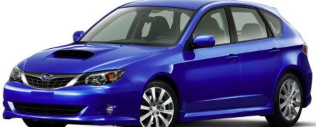 Subaru pregateste Impreza GT si WRX de 265 CP pentru 2009