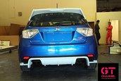 Subaru STI din Fast & Furious 4