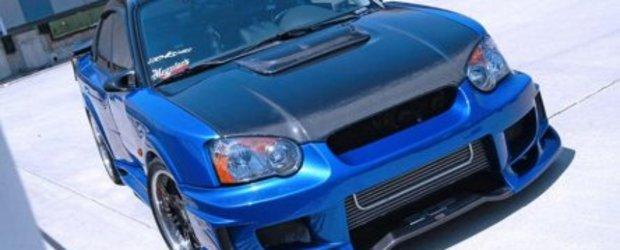 Subaru Wrx model 2003