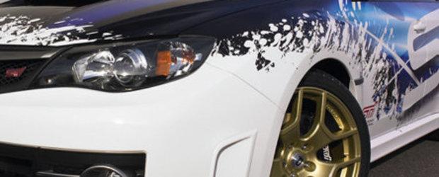 Subaru WRX STI, de la SPT