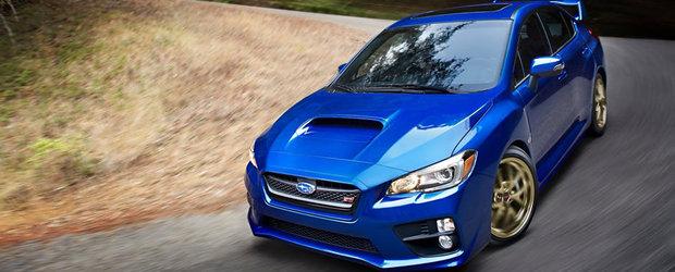 Subaru WRX STI: Tot ce trebuie sa stii despre noua generatie
