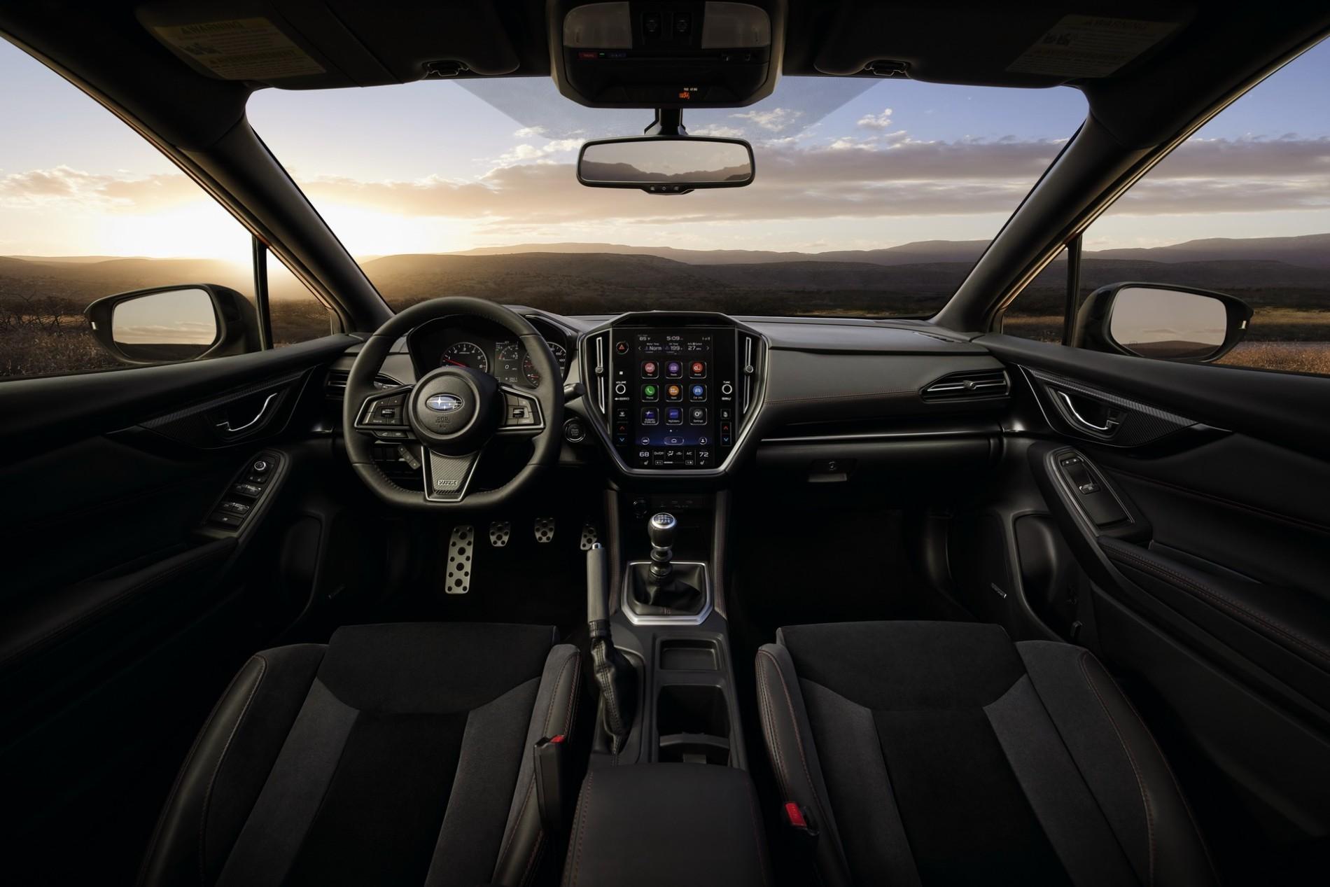 Subaru WRX - Subaru WRX