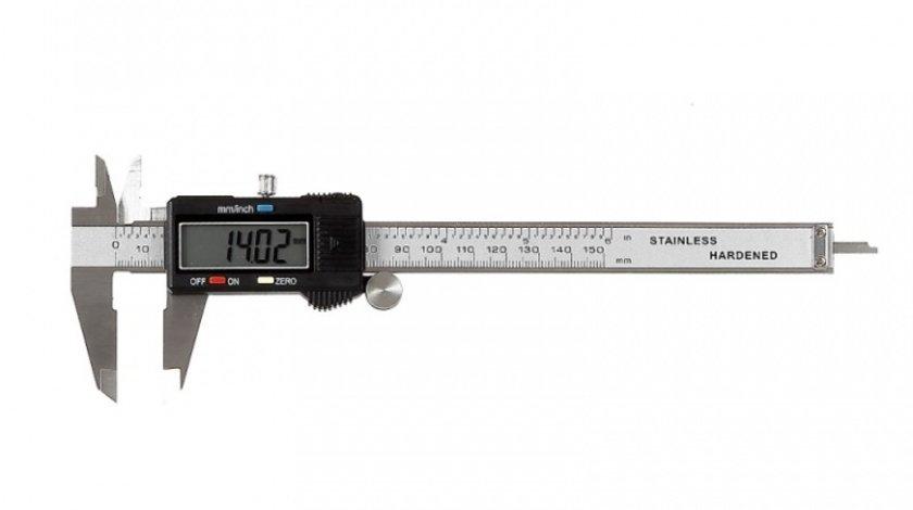 SUBLER METRIC-IMPERIAL DIGITAL 150MM / PRECIZIE 0.03MM