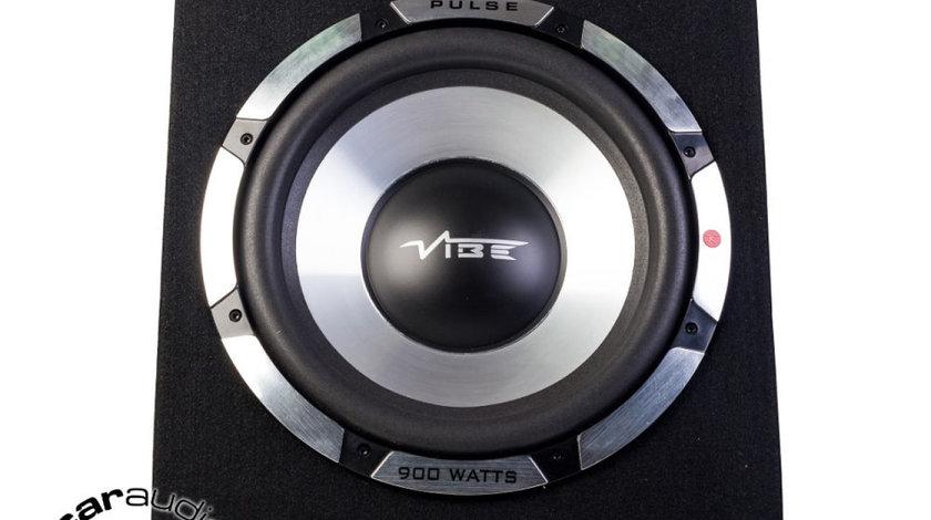 Subwoofer auto activ Vibe Pulse V12-V4, 900 W MAX 300W RMS