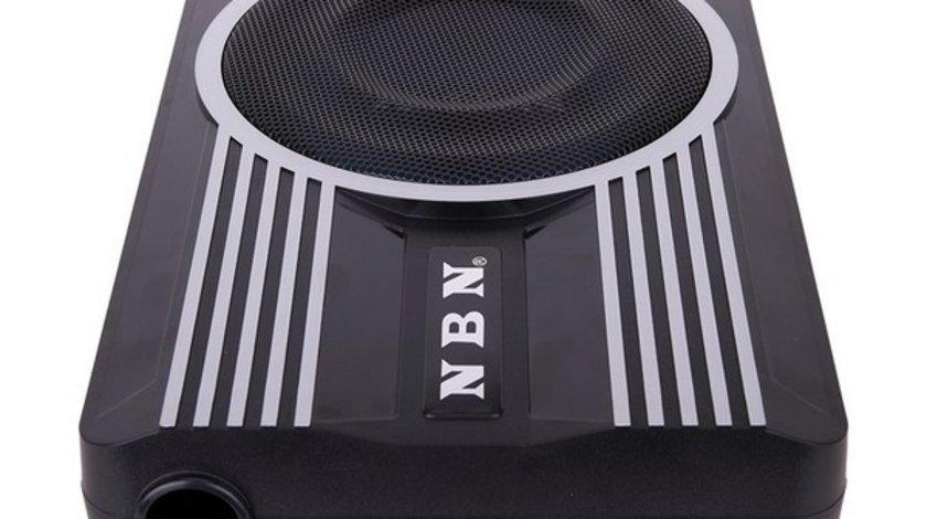 Subwoofer COMPACT cu amplificator inclus NBN 813 VistaCar
