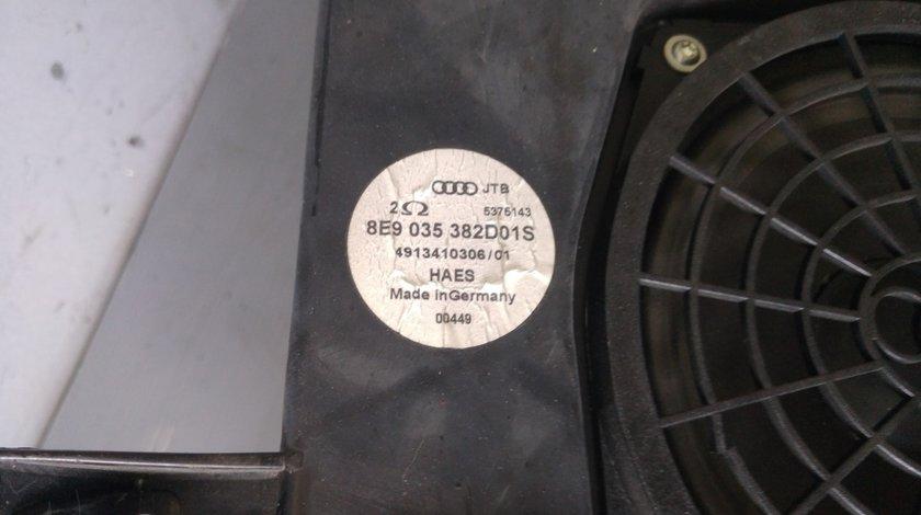 Subwoofer cu amplificator auto audi a4 b7 8e9035382d 8e9035223d