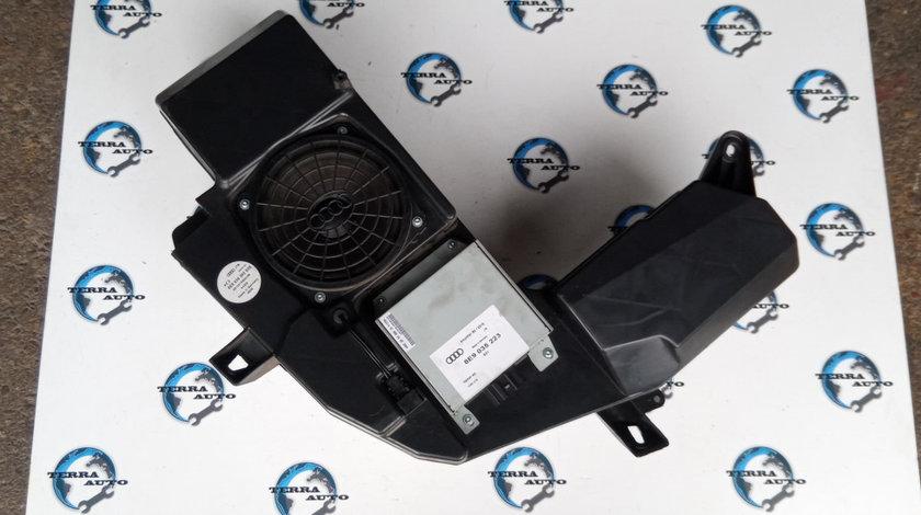 Subwoofer cu amplificator sunet Audi A4 B7