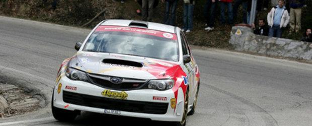 Succes: Napoca Rally Academy ocupa 2 locuri pe podium