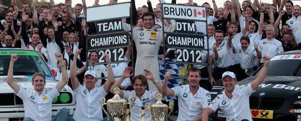 Succes sportiv: istoria BMW in cursele de turisme