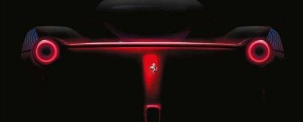 Succesorul legendarului Enzo, Ferrari F70, ni se arata in primele imagini oficiale! UPDATE!