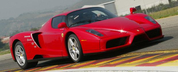 Succesorul lui Ferrari Enzo va avea aproape 1000 cp!