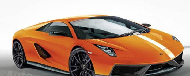Succesorul lui Murcielago vine la Paris Motor Show!