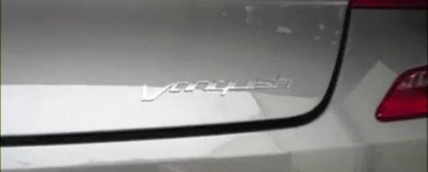 Succesorul modelului DBS se va numi Vanquish