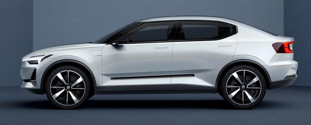 Suedezii de la Volvo pregatesc un hot-hatch extrem si o noua gama 40