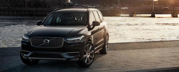 Suedezii de la Volvo trec printr-o perioada foarte buna, semn ca investitiile recente au fost facute cu cap