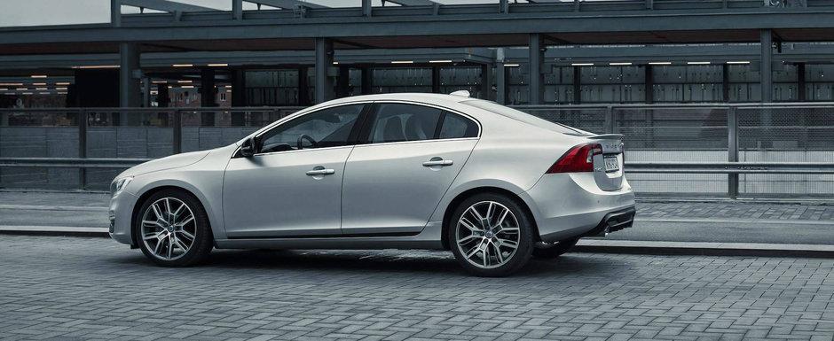 Suedezii sarbatoresc cu stil titlul din WTCC. Volvo lanseaza editii speciale pentru S60 si V60