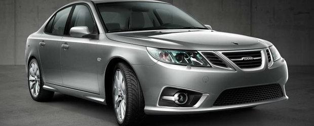 Suedezii scot la licitatie ultimul Saab fabricat vreodata
