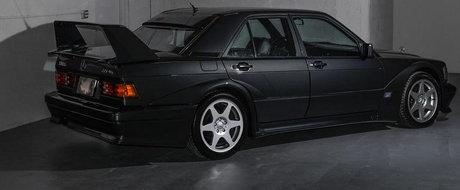 Suma astronomica pentru care se vinde acest Mercedes 190E 2.5-16 Evo II