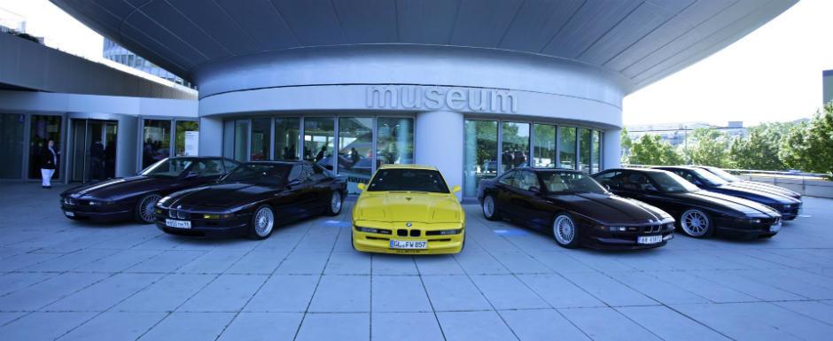 (Sunet de tobe)....BMW readuce in lumina reflectoarelor defuncta serie 8. De aceasta data este pe bune