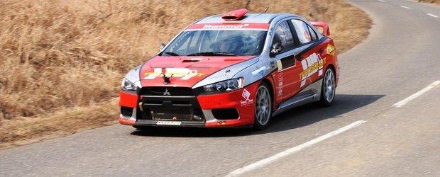 Sunt 59 de echipaje inscrise la Tess Rally 2012