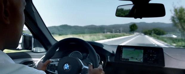 Sunt primele imagini ale noului BMW Seria 5. Cum arata interiorul masinii bavareze