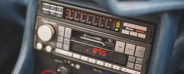Sunt putin peste 20 in lume, iar una se vinde chiar acum. Masina din 1987 are motor 2.2 turbo si interior din piele albastra