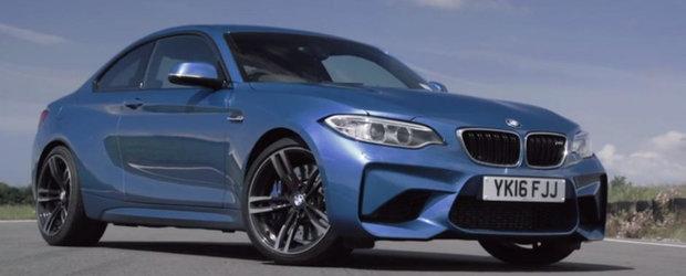 Sunt trei dintre cele mai dorite modele produse de BMW. Uite cum se descurca in lupta directa M2-ul, 1M Coupe-ul si M4-le