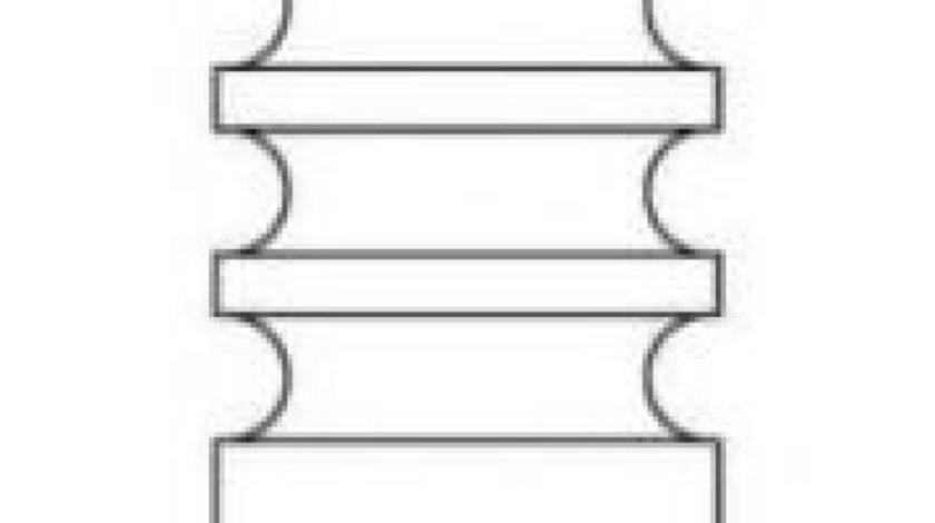 Supapa admisie FORD COURIER (F3L, F5L) (1991 - 1996) INTERVALVES 2496.036 produs NOU