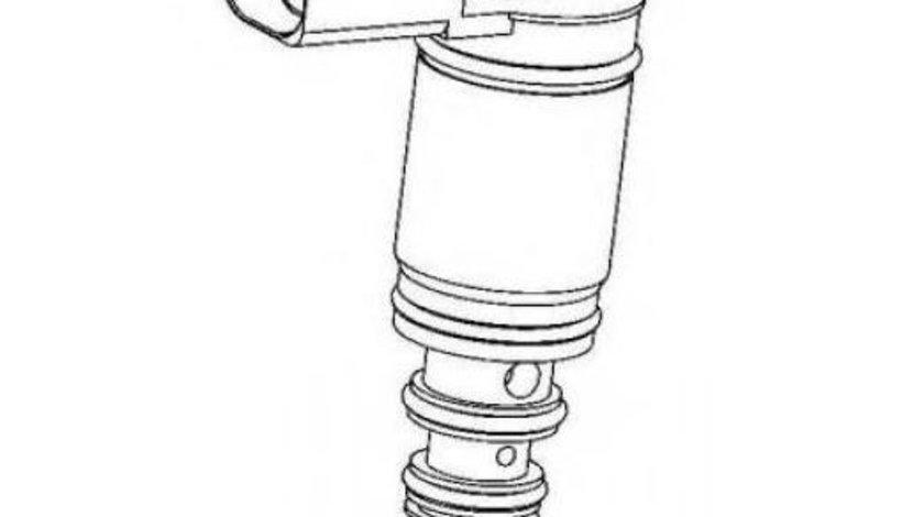 Supapa compresor aer conditionat Audi A3 (2004-2013) [8PA] #3 1K0260859F