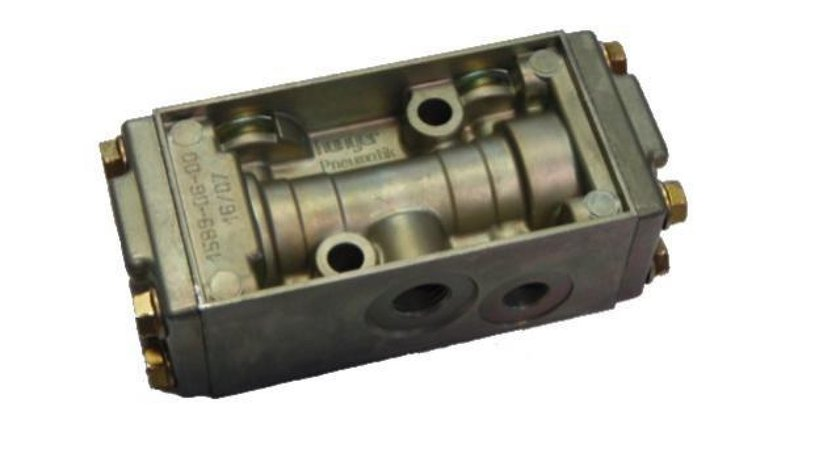 Supapa comutare cutie viteza sferturi si jumatati Renault Premium DXi (poz.5) DT 5001850582